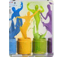 Splash Dancers iPad Case/Skin