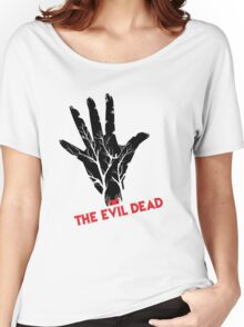 the evil dead game logo Women's Relaxed Fit T-Shirt