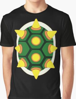 Bowser Shell Graphic T-Shirt