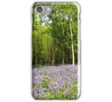 Bluebell Wood 1 iPhone Case/Skin
