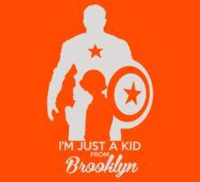 i'm just a kid a from brooklyn Kids Clothes