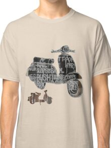 vespa [1] Classic T-Shirt