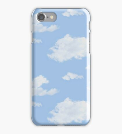 Blue Skies II iPhone Case/Skin