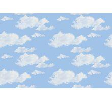 Blue Skies II Photographic Print
