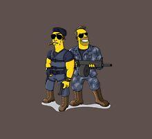 Sylvester Stallone and Arnold Schwarzenegger Unisex T-Shirt