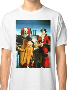 PENNYWISE IN MARY POPPINS Classic T-Shirt