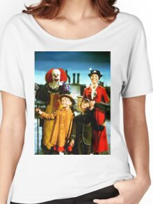 PENNYWISE IN MARY POPPINS Women's Relaxed Fit T-Shirt