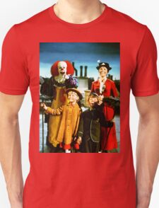 PENNYWISE IN MARY POPPINS Unisex T-Shirt