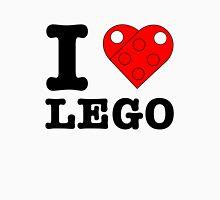 I Heart LEGO Unisex T-Shirt