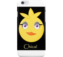 FNaF Chica the Chicken head iPhone Case/Skin