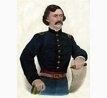 Col. Jas. A. Mulligan - Of the Illinois Irish Brigade - 1879 - Currier & Ives Unisex T-Shirt