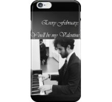 DARREN CRISS PHONE CASE VALENTINE'S DAY iPhone Case/Skin