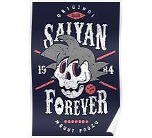 Saiyan Forever Poster