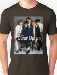 Vintage Duran Duran Band Unisex T-Shirt