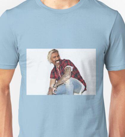 Justin Steve Harvey Unisex T-Shirt