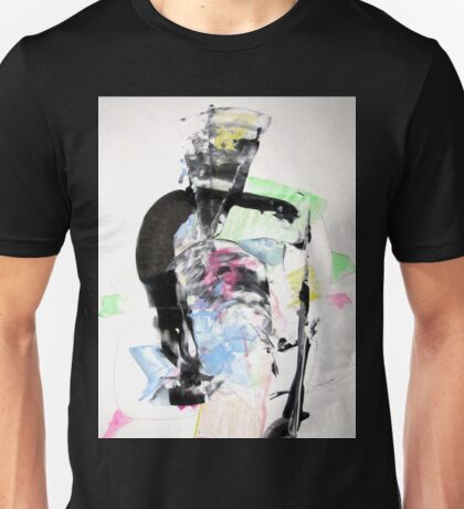 Theatre of ancient Greece - Original Wall Modern Abstract Art Painting  Unisex T-Shirt