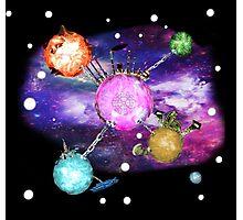 Galactic Premonition ~ Anachrotees' Design Photographic Print