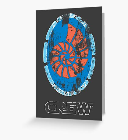 Liberty - Star Wars Veteran Series (Stressed) Greeting Card