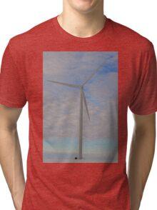 Winter Wind Tri-blend T-Shirt