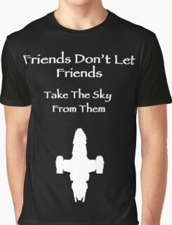Friends Series - Firefly Graphic T-Shirt