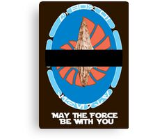 Liberty - Star Wars Veteran Series (In Memoriam) Canvas Print