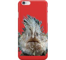 CREATURES SEA hair iPhone Case/Skin