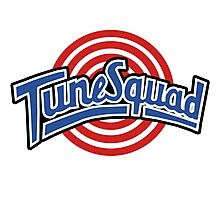 Tune Squad Photographic Print