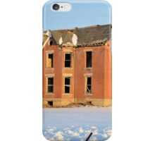 Abandoned On Timber 2 iPhone Case/Skin