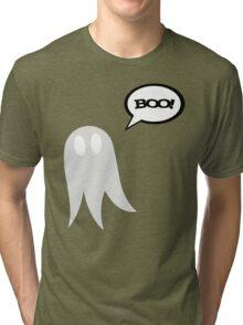 Cute Ghost Tri-blend T-Shirt
