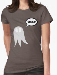 Cute Ghost Womens T-Shirt