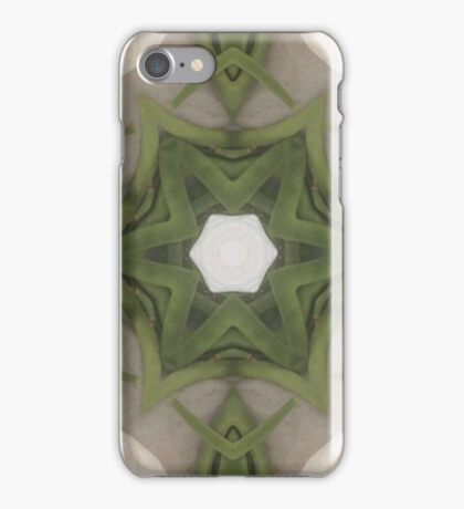 Fresh Green Beans iPhone Case/Skin