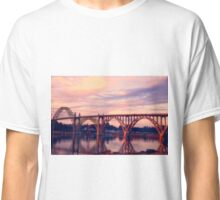 Yaquina Glowing Bridge Classic T-Shirt