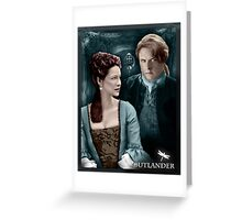 Portrait of noblesse Greeting Card