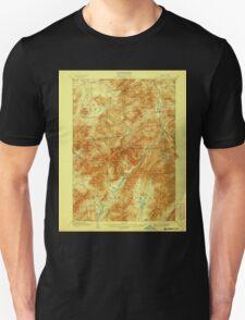 New York NY Mt Marcy 144112 1902 62500 T-Shirt