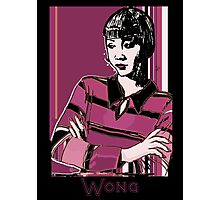 Anna May Wong 1920s Portrait  Photographic Print