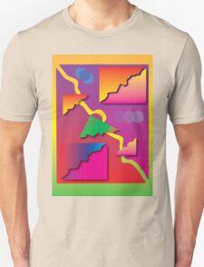 'Prisms' design by LUCILLE Unisex T-Shirt