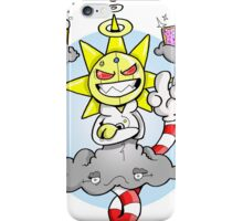 The JRPG God i want iPhone Case/Skin