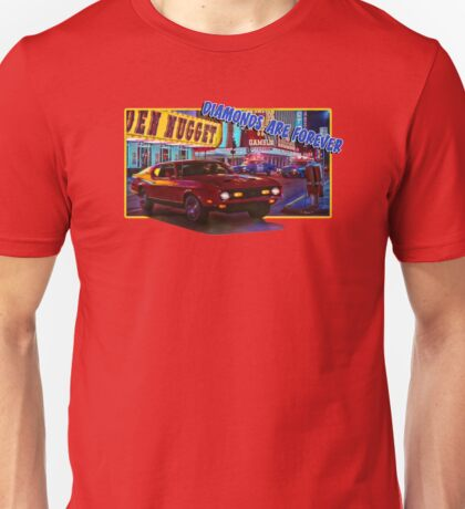 Diamonds Are Forever Unisex T-Shirt
