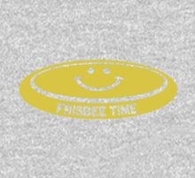 Frisbee Time Cool Ultimate One Piece - Long Sleeve