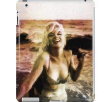 Marilyn Monroe by John Springfield iPad Case/Skin