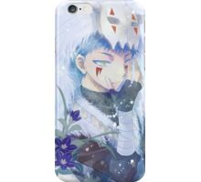 unique shin-ah painting iPhone Case/Skin