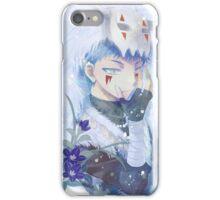 unique shin-ah painting iPhone Case/Skin