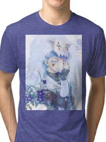 unique shin-ah painting Tri-blend T-Shirt