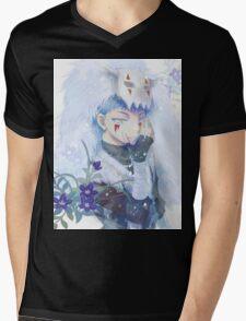 unique shin-ah painting Mens V-Neck T-Shirt