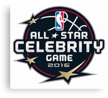 All Star Celebrity Game 2016 Canvas Print