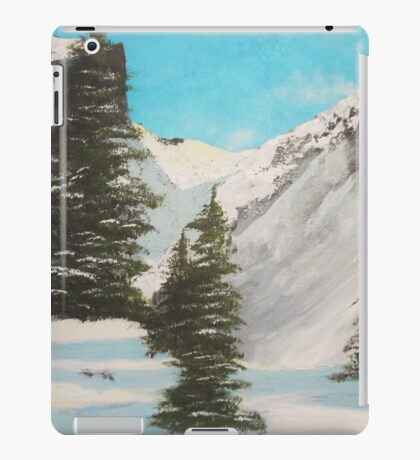 Cold Pass iPad Case/Skin