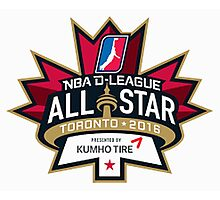 NBA D-League All Star Toronto 2016 Photographic Print