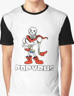 Papyrus (Undertale) Graphic T-Shirt