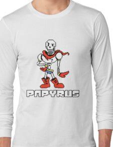 Papyrus (Undertale) Long Sleeve T-Shirt