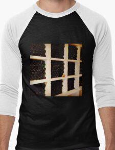 Wine Men's Baseball ¾ T-Shirt